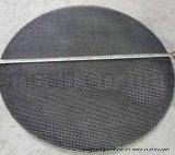 Paño de alambre negro de las ventas calientes