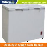 do congelador solar solar do refrigerador do congelador de 315L 362L 408L 212L 277L congelador solar