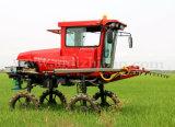 Rociador automotor del auge de la potencia del TGV de la marca de fábrica 4WD de Aidi para el campo de arroz