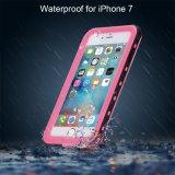 Imperméabiliser la couverture pour l'accessoire de téléphone mobile de cas de l'iPhone 7