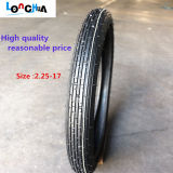 ISO9001: 2008証明された中国の高品質のオートバイのタイヤ(2.25-17)
