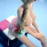 132cm日本愛人形の現実的な小型口頭膣の大人のおもちゃ