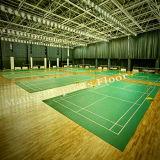 Sport van de CertificatiePVC/Vinyl van Bwf de Bevloering van het Badminton