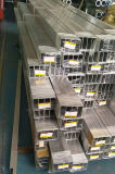Quadratisches Aluminiumrohr für Gebäude