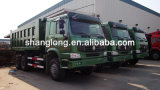 Sinotruk 290HP/336HP/371HP 25tons HOWO 6X4  Volquete del carro (ZZ3257M3241M)