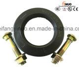одобренное соединение FM/UL/Ce узелкового чугуна 165.1mm/6.5inch твердое