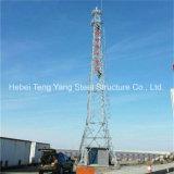 중국 도매 제조자 4 다리가 있는 각 강철 격자 통신 타워