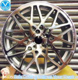 Black Car Alloy Wheel Rims