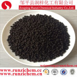 Ácido Humic de fertilizante orgânico de pó preto de 60 engranzamentos