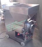 Ossos de peixes que removem o equipamento da casca do camarão da máquina