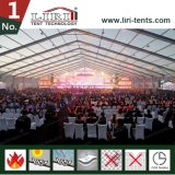 1000人は屋外のイベントのための屋根党玄関ひさしのテントを取り除く