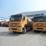 Distribución de asfalto 6x4 asfalto síncrono pavimentación de camiones