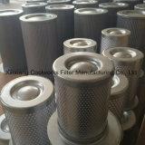 Séparateur d'huile250042-862 / 02250061-137 pour Sullair Air Compressor Ls Series