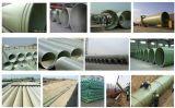Pipe de fibre de verre de la Chine FRP pour la pipe de fibre de verre d'eau/huile