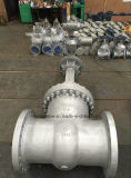 Válvula de porta padrão do motor elétrico Pn64 Dn500 de aço de carbono do RUÍDO