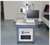 O sistema UV do laser para o cosmético engarrafa a marcação