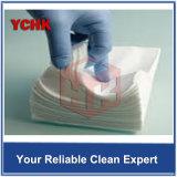 Kalt-Ausschnitt 2ply Superabsorbierfähigkeit-Polyestercleanroom-Wischer 100%
