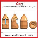 Moulage en plastique de bouteille de pétrole d'animal familier de 5 litres