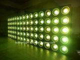 Tri luz multi de la matriz de los colores 25X30W LED del RGB