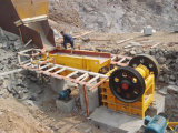 Pianta di schiacciamento di pietra dell'andesite da vendere PE600*900