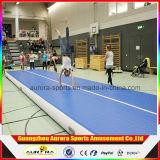 Luft-Gymnastik-Spur-aufblasbare Luft-stolpernde Matte Korea-Dwf aufblasbare
