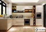 Houten Keukenkast van het Eiland van het Meubilair van het Hotel van het Huis van Netherland de Moderne