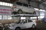 Sola elevación del estacionamiento de la columna de la alta calidad 2015