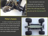Novo! 1/10 de caminhão de monstro da roda grande 4WD RC da escala RC