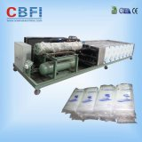 Máquina de hielo de bloque del bolso de Cbfi