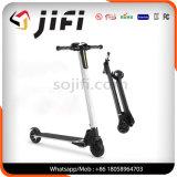 """5 Unicycle Foldable elétrico da roda da polegada dois, """"trotinette"""" de equilíbrio do auto da fibra do carbono"""