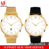 Überwacht neuer Uhr-Ineinander greifen-Riemen-Band-Edelstahl der Form-Yxl-499 Mann-Quarz-fördernde Luxuxarmbanduhren