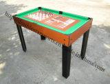 Деревянная миниая таблица футбола на игры 9 детей Multi в 1