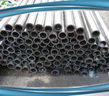 Tubo de acero inconsútil de alta presión usado construcción del negro de carbón