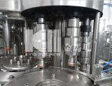 Terminar a planta de enchimento da fábrica da bebida que liga máquinas do projeto