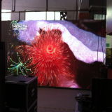 P5 HDレンタル段階のためのフルカラーの屋内LED表示スクリーン