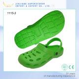 安い最新のメンズ男女兼用の靴のための柔らかい唯一のエヴァの障害物