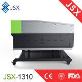 Laser de acrílico del CO2 del no metal Jsx1310 que hace publicidad de la muestra que talla la máquina