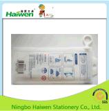 Haiwen 새로운 통치자 Hw-R06는 PVC 지퍼 부대로 놓인 통치자를 완전히 한다