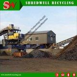 El metal recicla la desfibradora para reciclar el metal inútil con precio bajo