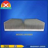 Kühler-Fabrik kundenspezifischer Aluminiumkühlkörper für Verstärker