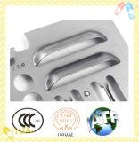 Подгонянная сделанная ясность высокого качества анодирует алюминиевую штемпелюя часть