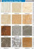 Azulejos de suelo esmaltados mármol lleno de la carrocería para el material de construcción (VRP8F067, 800X800m m)