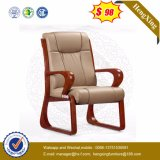 Costomized 사무용 가구 중역 회의실 나무로 되는 회의 의자 (Ns CF048)