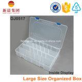 大型のプラスチックコンパートメントゆとりボックス