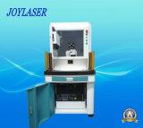 UV гравировальный станок лазера для косметических бутылок & телевизионной строки с данными телетекста