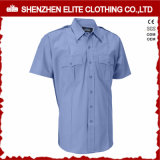 Kurze Hülsen-Arbeits-Sicherheits-konstante Schutz-Hemden (ELTHVJ-297)