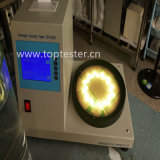極めて正確な絶縁オイル変圧器オイルの粘着性のテスター(VST-2000)