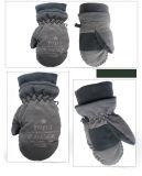 Перчатки детей зимы напольные делают теплые перчатки водостотьким лыжи