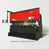 Tipo máquina de Underdriver de dobra do sistema do controlador de Nc9