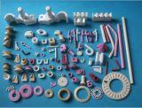 99% Al2O3ワイヤーデッサン(TC09-1)のための陶磁器ワイヤーガイドプーリー車輪